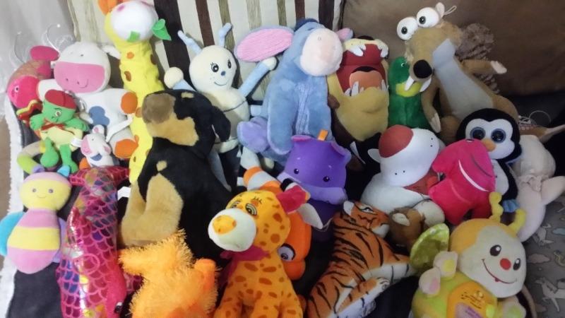 Recyclage, Récupe & Don d'objet : de doudous