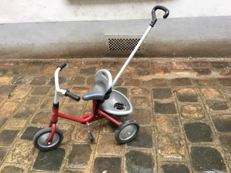 Recyclage, Récupe & Don d'objet : vélo 3 roues