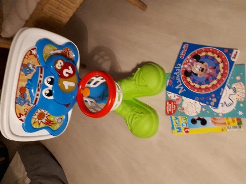 Recyclage, Récupe & Don d'objet : jeu smoby 1er âge