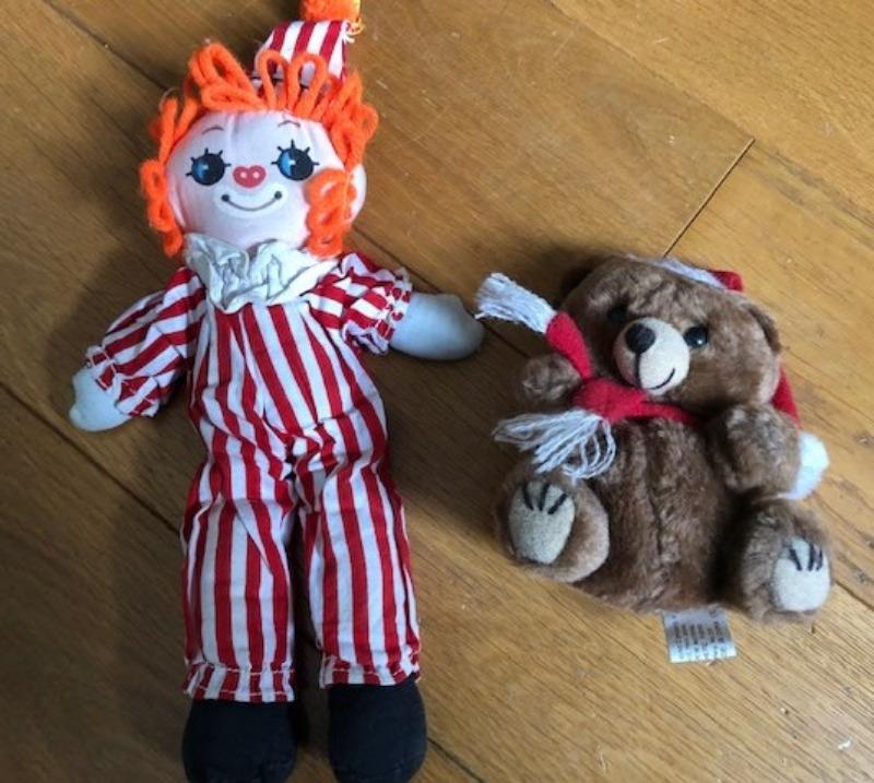 Recyclage, Récupe & Don d'objet : deux petits jouets pour enfants