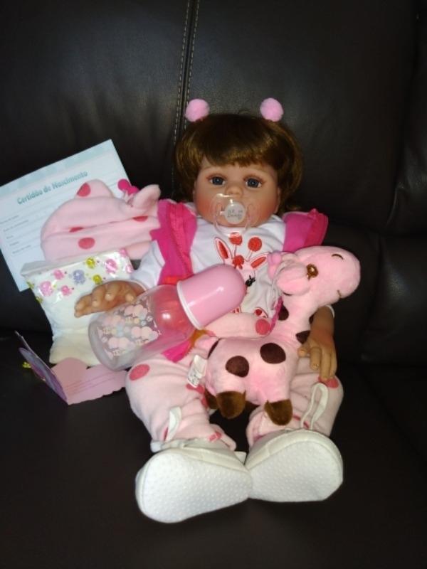 Recyclage, Récupe & Don d'objet : bébé poupée reborn