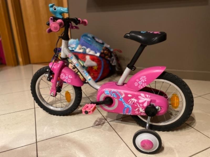 Recyclage, Récupe & Don d'objet : vélo fille