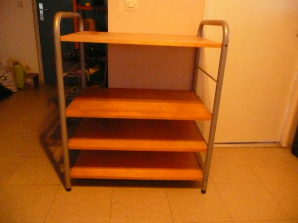 Recyclage, Récupe & Don d'objet : meuble télé chaine hifi