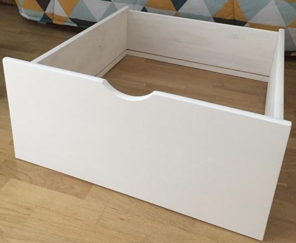 Recyclage, Récupe & Don d'objet : 3 tiroirs pour dessous de lit