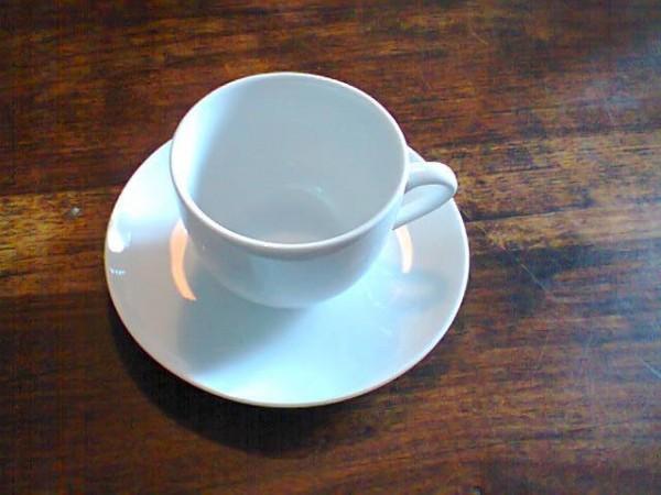 Recyclage, Récupe & Don d'objet : 4 tasses à café