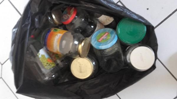 Recyclage, Récupe & Don d'objet : bocaux verre