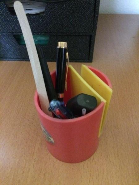 pot à crayon - Maison - Déco
