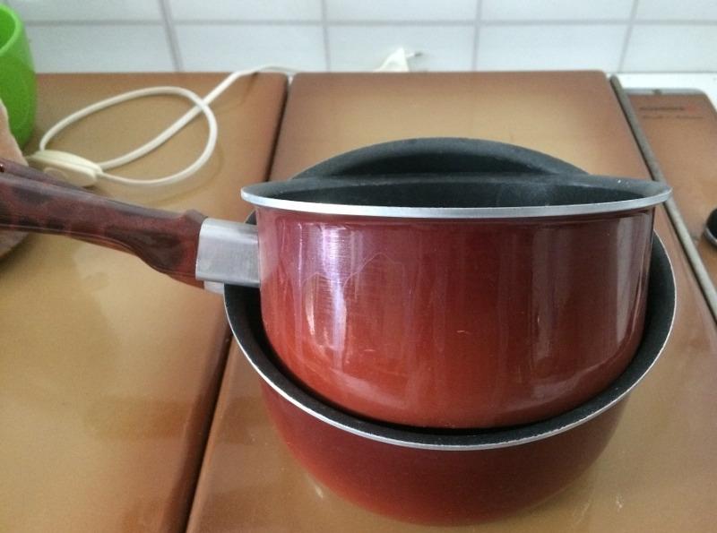 Recyclage, Récupe & Don d'objet : 2 casseroles tefal moyenne