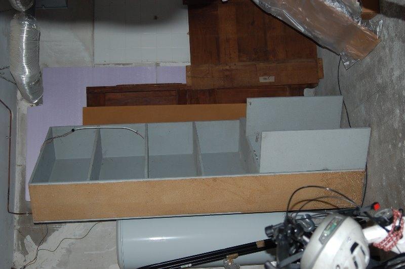 Recyclage, Récupe & Don d'objet : grande armoire de garage