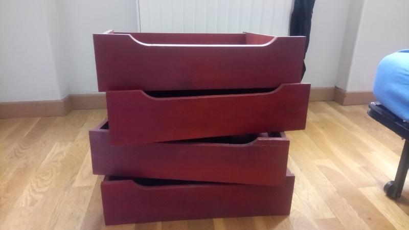 Recyclage, Récupe & Don d'objet : tiroirs