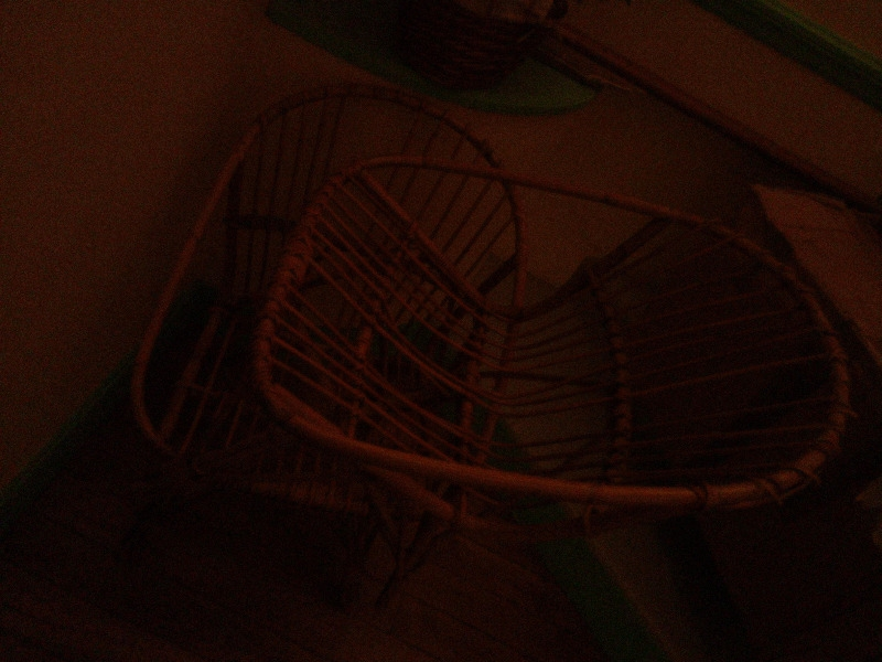 Recyclage, Récupe & Don d'objet : 2 fauteuils en osier