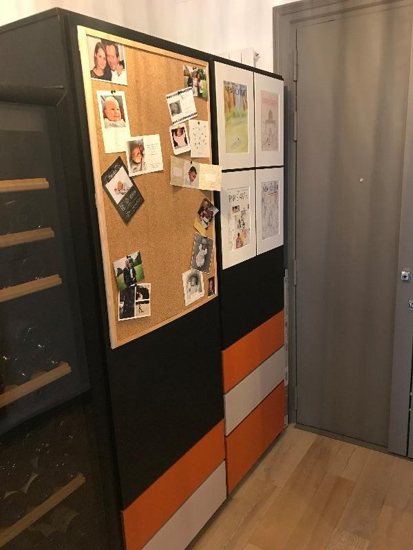 Recyclage, Récupe & Don d'objet : armoire / penderie habitat