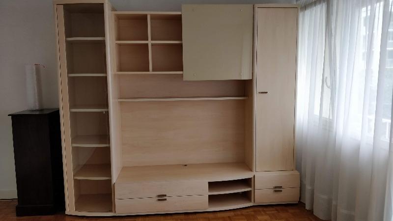 Recyclage, Récupe & Don d'objet : ensemble meubles home cinéma