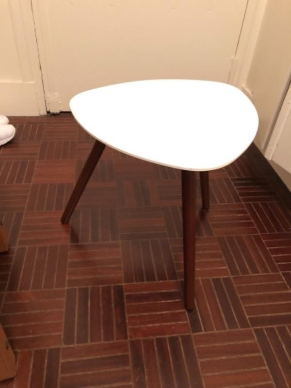 Recyclage, Récupe & Don d'objet : petite table d'appoint