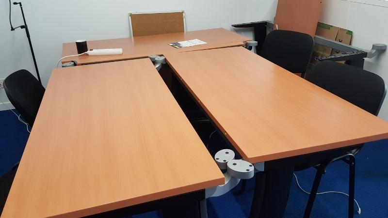 Recyclage, Récupe & Don d'objet : bureaux