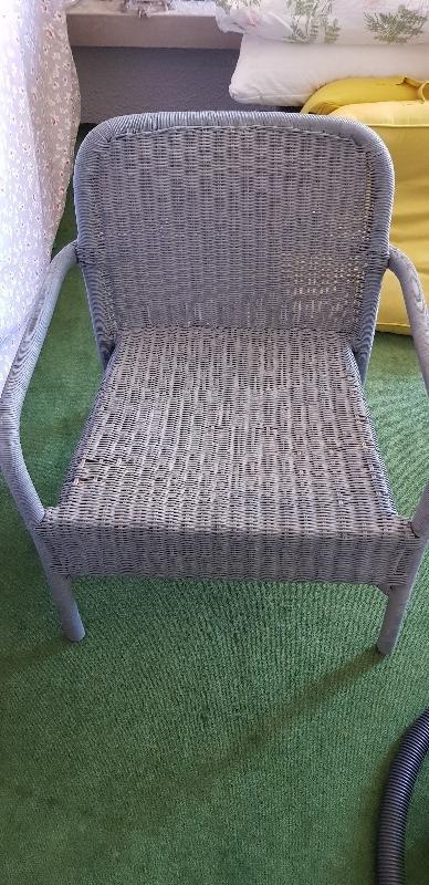 Recyclage, Récupe & Don d'objet : 2 fauteuilles rotin