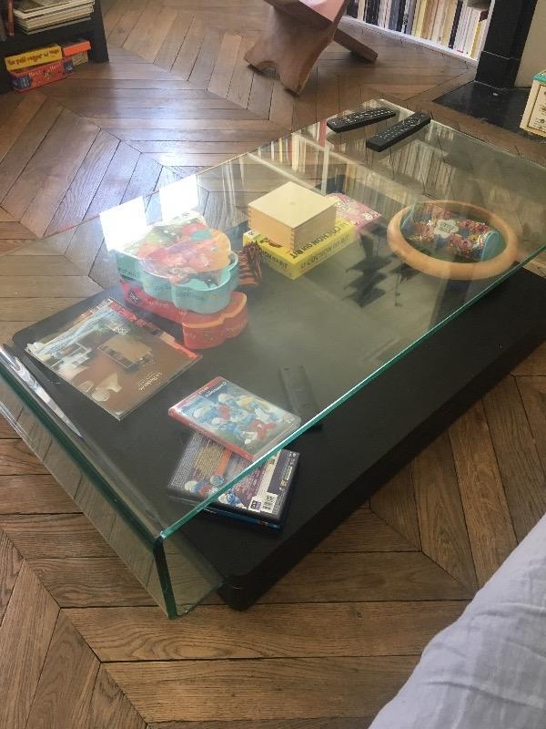 En Table ObjetRécupe Basse Verre Tres Recyclage ObjetDonne QCthxrsd