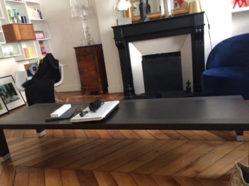 Recyclage, Récupe & Don d'objet : banc meuble tv
