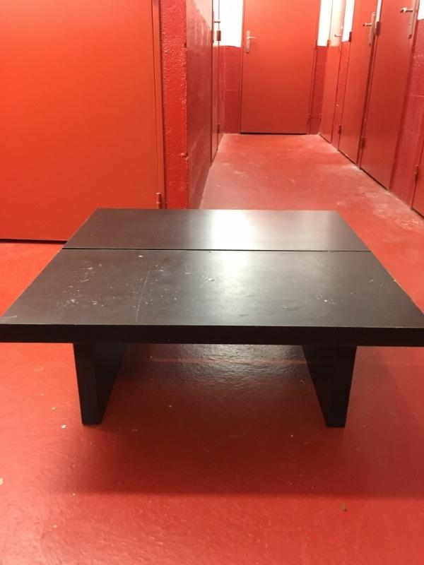 Recyclage, Récupe & Don d'objet : table basse carrée
