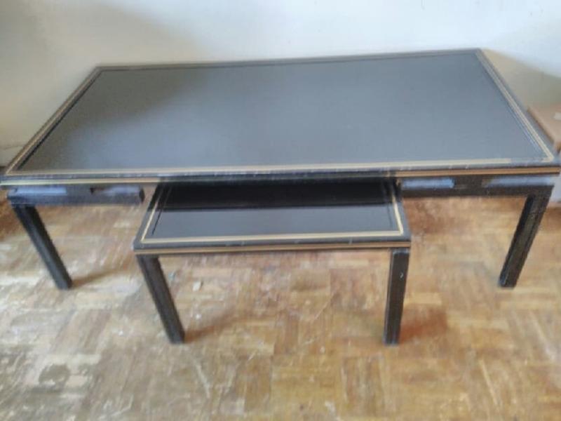 Recyclage, Récupe & Don d'objet : table(s) basse(s)