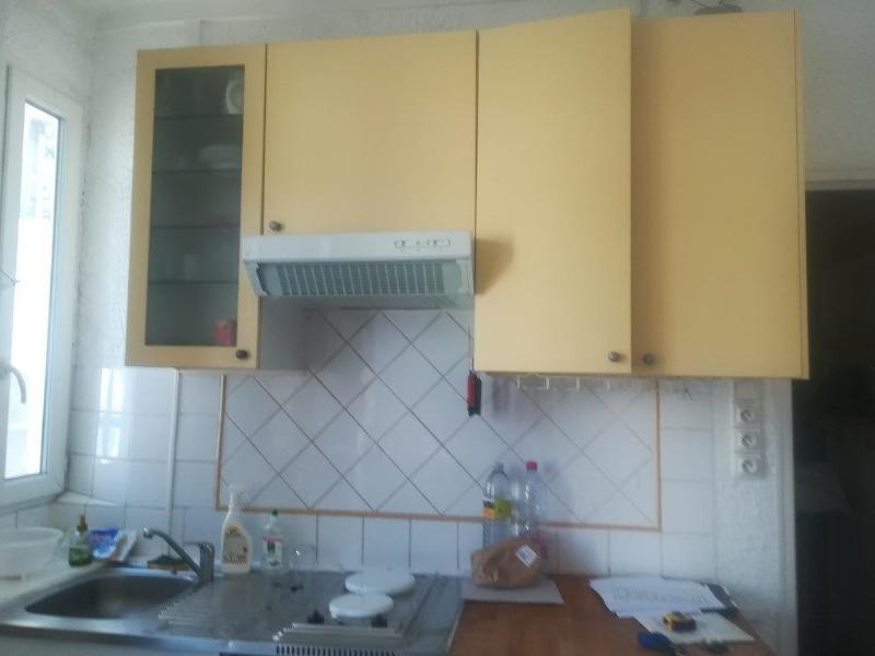 Recyclage, Récupe & Don d'objet : placards cuisine, hotte, lavabo+meuble, év...