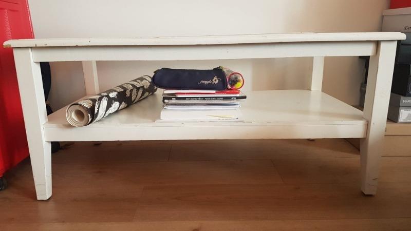 Recyclage, Récupe & Don d'objet : 2 meubles