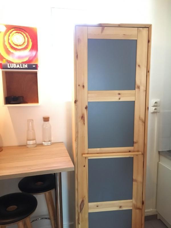 Recyclage, Récupe & Don d'objet : armoire ikea en bois