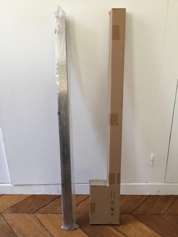 Recyclage, Récupe & Don d'objet : 2 pieds ikea