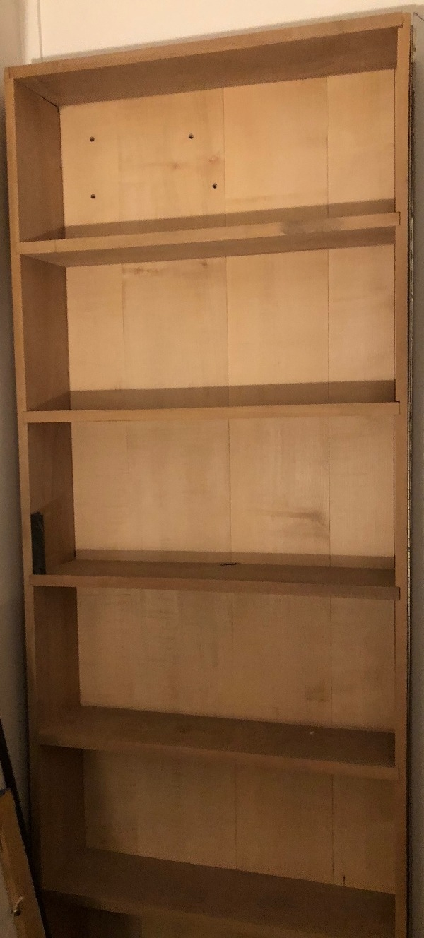 Recyclage, Récupe & Don d'objet : etagere en bois