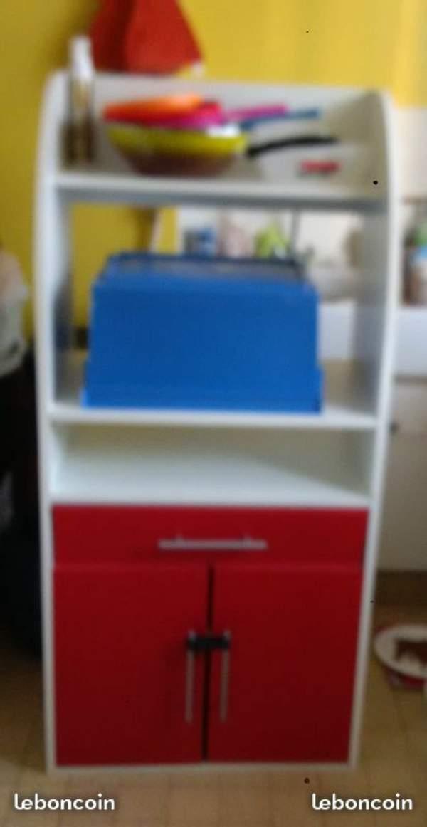 Recyclage, Récupe & Don d'objet : meuble micro onde