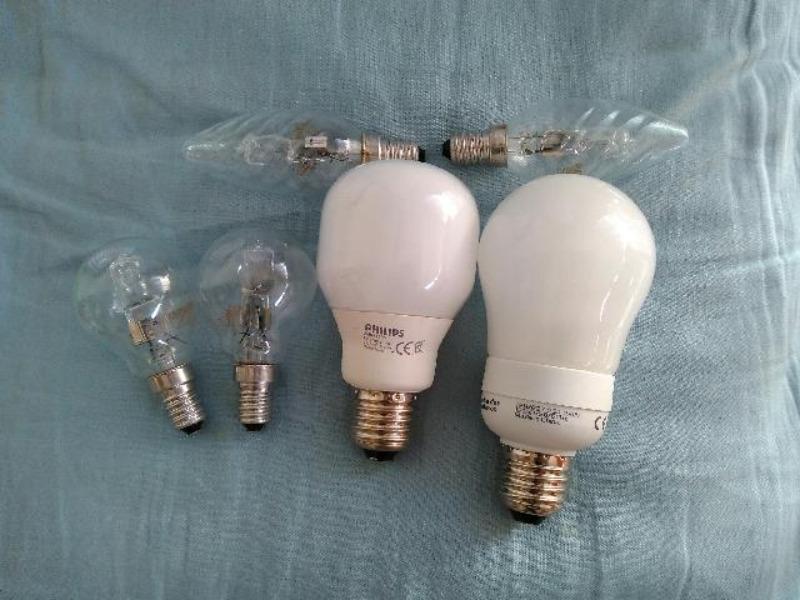 Recyclage, Récupe & Don d'objet : ampoules