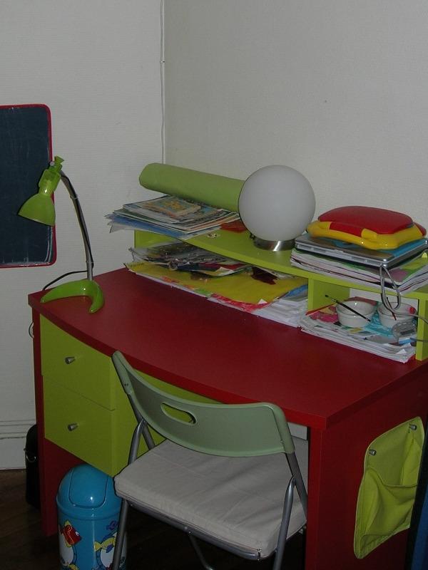 Recyclage, Récupe & Don d'objet : bureau scolaire enfant