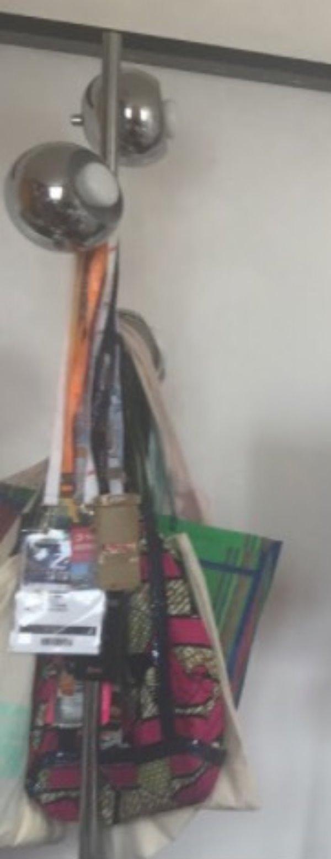 Recyclage, Récupe & Don d'objet : lampadaire acier