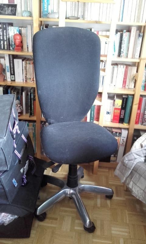 Recyclage objet r cupe objet donne fauteuil de bureau r cup rer paris 13eme - Bureau de change paris 4 ...