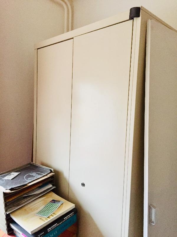 Recyclage, Récupe & Don d'objet : armoire metallique