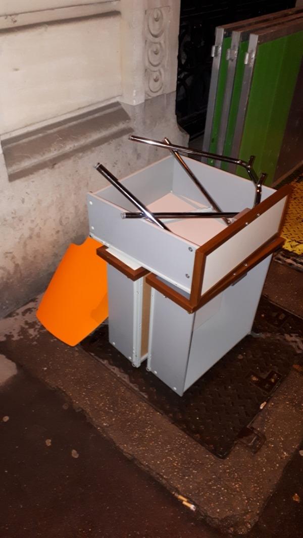 Recyclage, Récupe & Don d'objet : semainier ikea avec 6 tiroirs