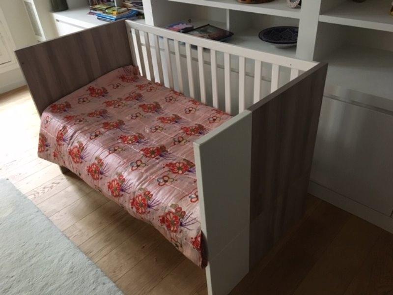Recyclage, Récupe & Don d'objet : lit enfant