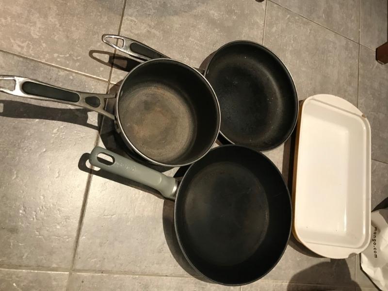Recyclage, Récupe & Don d'objet : cuisson et ustensiles