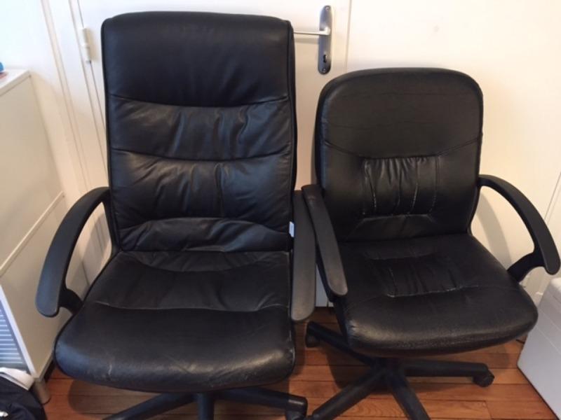 recyclage objet r cupe objet donne fauteuil de bureau. Black Bedroom Furniture Sets. Home Design Ideas