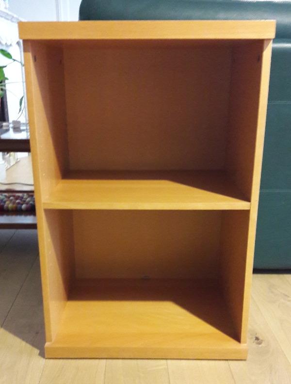 Recyclage, Récupe & Don d'objet : etagère ikea