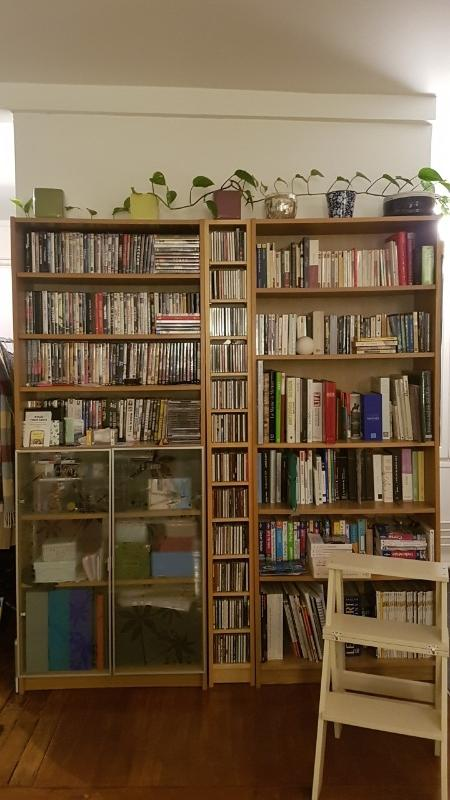 Recyclage, Récupe & Don d'objet : bibliotheque billy