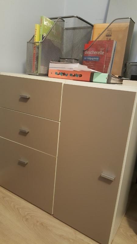 recyclage objet r cupe objet donne deux caissons pour. Black Bedroom Furniture Sets. Home Design Ideas