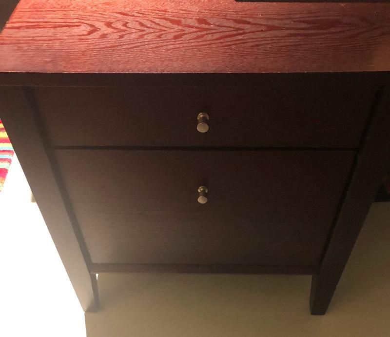 Recyclage, Récupe & Don d'objet : petit meuble / table basse