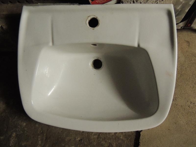 Recyclage, Récupe & Don d'objet : lavabo salle d'eau