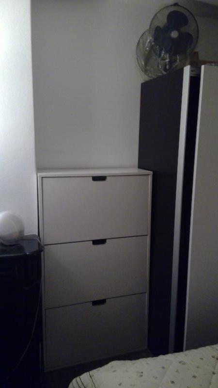 Recyclage, Récupe & Don d'objet : armoire, lit