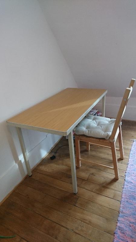 Recyclage, Récupe & Don d'objet : bureau / table