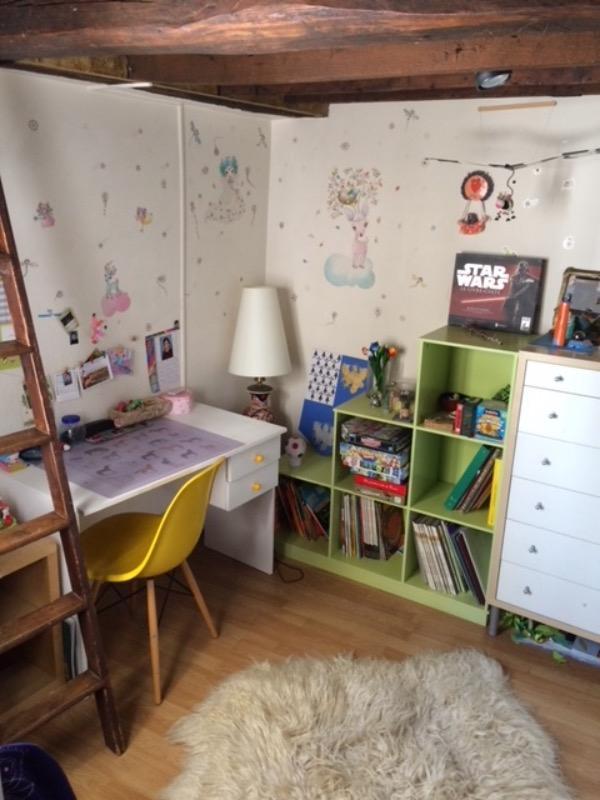 Recyclage, Récupe & Don d'objet : etagère escalier enfant