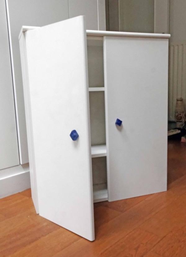 Recyclage, Récupe & Don d'objet : armoire à pharmacie
