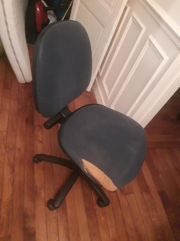 Chaise de bureau - Maison - Déco