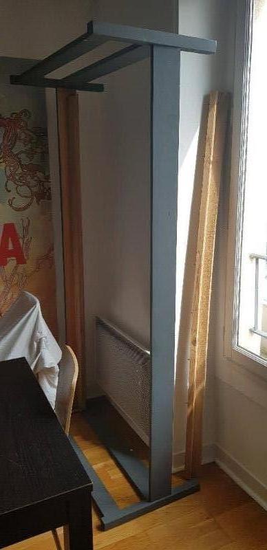 Recyclage, Récupe & Don d'objet : cadre de lit simple 90x200cm